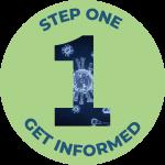 step one get informed